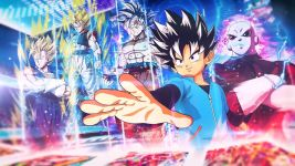 Super Dragon Ball Heroes World Mission - Disponibile da oggi