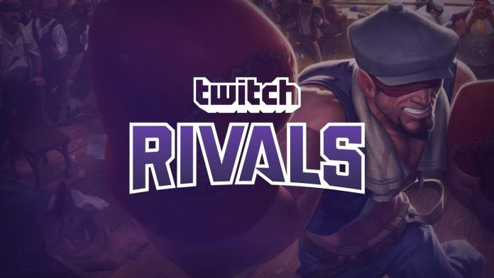 Twitch Rivals League of Legends