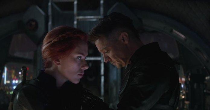 Avengers: Endgame - Vedova Nera e Ronin