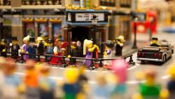 LEGO:  lo store di Milano meta del Fuorisalone 2019