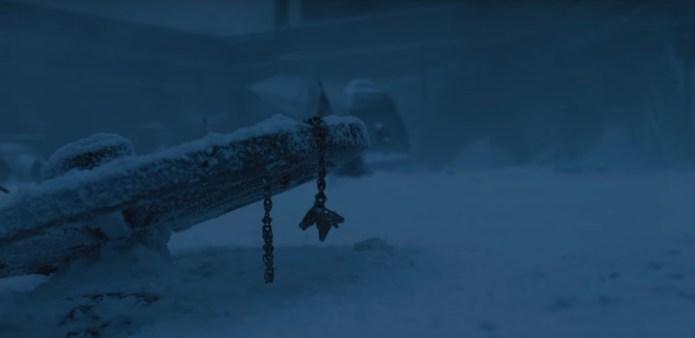 Sembra la collana indossata di Daenerys Targaryen (Credits: HBO)