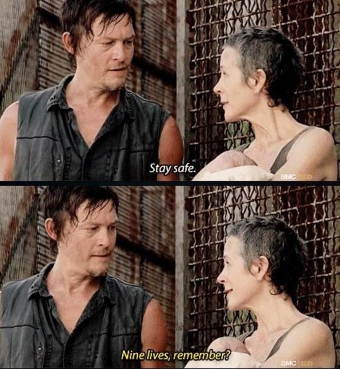 The Walking Dead 10: dobbiamo preoccuparci per la sorte di Daryl e Carol?