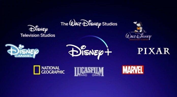 Disney+ brands