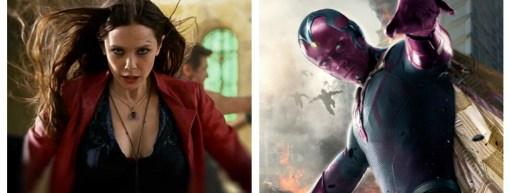 Disney+, nuova serie tv Marvel spin-off con gli Avengers Wanda Maximoff e Visione