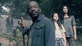 Fear The Walking Dead 5: Lennie James parla dell'incontro tra Morgan e Dwight