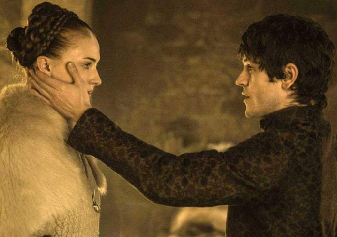 Sansa e Ramsay Bolton