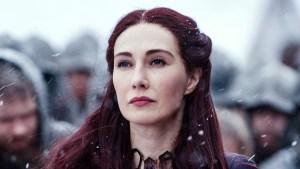 Game of Thrones: Carice van Houten parla del ritorno di Melisandre