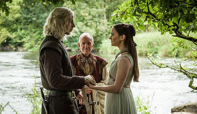 Il Matrimonio tra Lyanna Stark e Rhaegar Targaryen