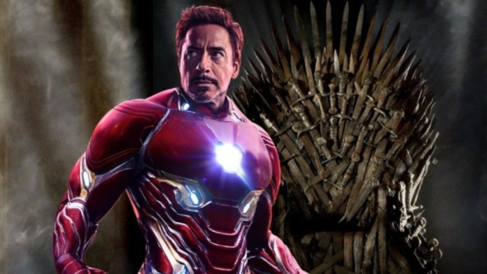 Iron Man Game of Thrones