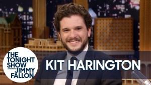 Game of Thrones 8: Kit Harington risponde alle domande sugli spoiler
