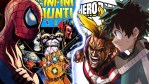 My Avenger Academia, My Hero Academia e Marvel crossover!