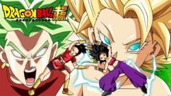 Dragon Ball Super: danza della fusione per Kale e Caulifla!
