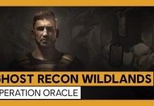 Ghost Recon Wildlands Operation Oracle