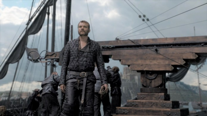 Euron Greyjoy - Game of Thrones trailer episodio 8x05 (Trono di Spade) - (Credits: HBO)