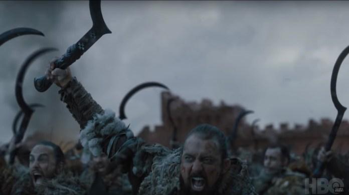 Esercito dei Dothraki - Video Promo episodio 8x06