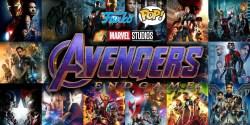 Funko Pop Avengers: Endgame,svelati i personaggi tratti dal film