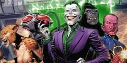 "DC Comics: le 21 cover ""battle-damaged"" di Year of the Villain"