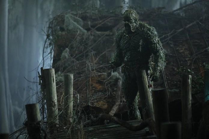 Trailer Swamp Thing DC universe Doom Patrol