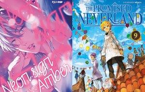 J-POP Manga, uscite di Maggio un mese ricchissimo di novità