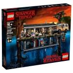 Lego Stranger Things: Il Sottosopra, il set ispirato alla serie Netflix è realtà