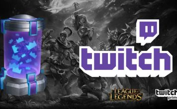 League of Legends Twitch Prime