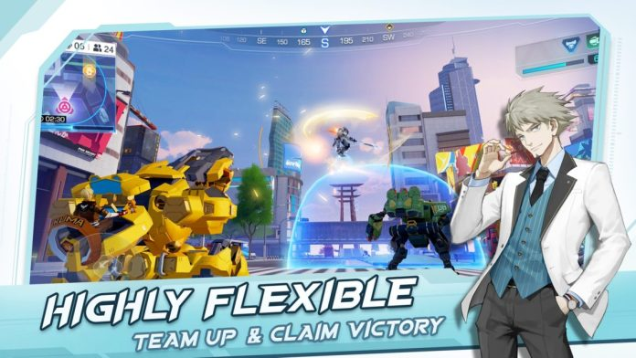 Super Mecha Champions Netease Games Battle Royale