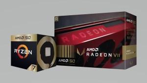 AMD: i suoi primi 50 anni con due prodotti Gold Edition