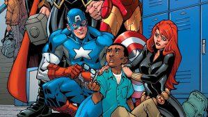 Avengers: Basta Bullismo! I supereroi più potenti della Terra uniti contro il bullismo