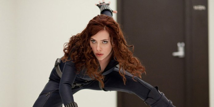 black widow marvel cinematic universe Scarlett Johansson