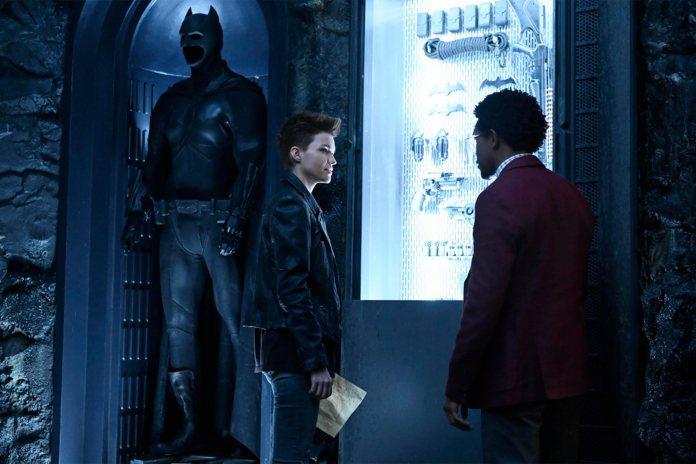 batwoman costume di Batman