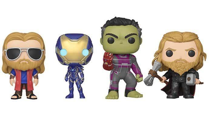 Funko Pop Avengers: Endgame