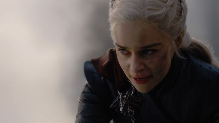 Game of Thrones: Daenerys, Drogon, Mad Queen