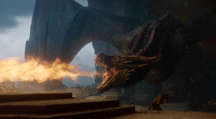 Game of Thrones La rabbia di Drogon