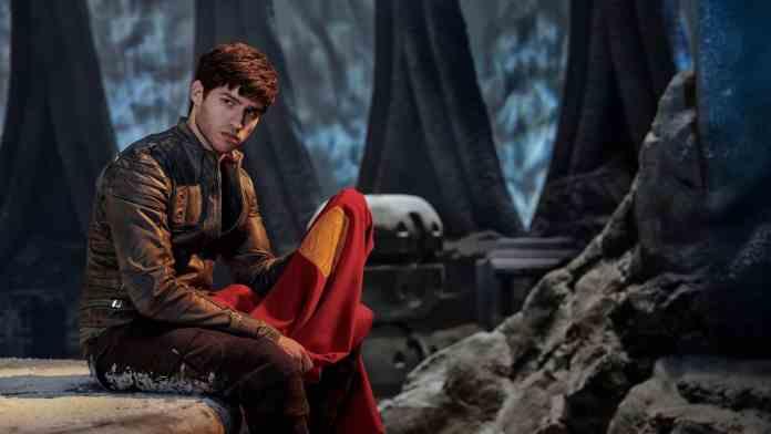 Krypton lobo SyFy