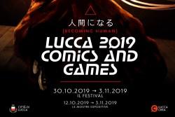 Lucca Comics & Games 2019: svelati manifesto e prime novità della prossima edizione