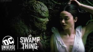 Swamp Thing: Derek Mears parla della serie DC Universe