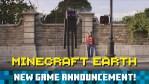 Minecraft Earth: il videogioco in stile Pokémon Go