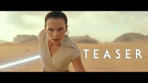 Star Wars: L'Ascesa di Skywalker, ecco il trailer italiano