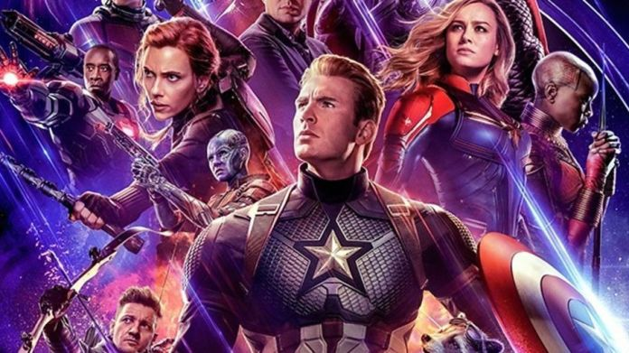 avengers: endgame mcu materiale extra di Avengers