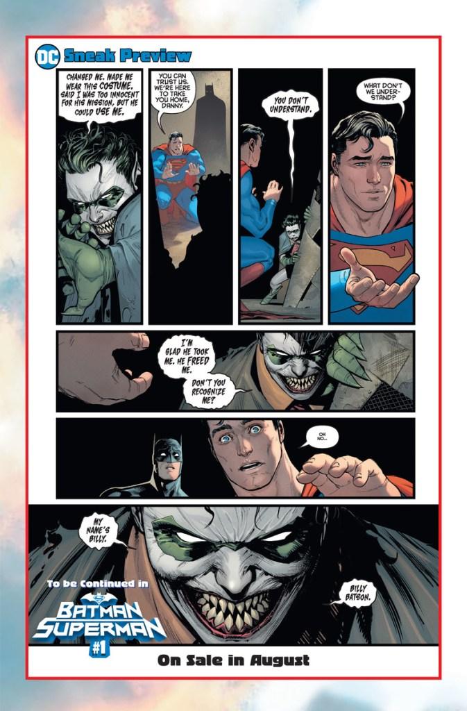 Batman / Superman Dc Comics