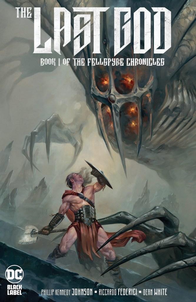 dc comics black label riccardo federici fantasy the last god