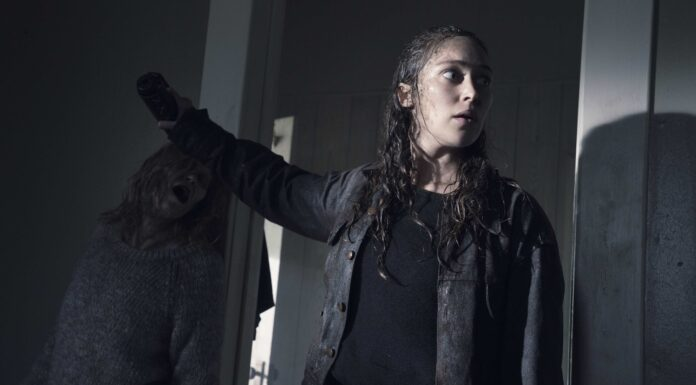 Fear The Walking Dead 5 Alicia Clarke
