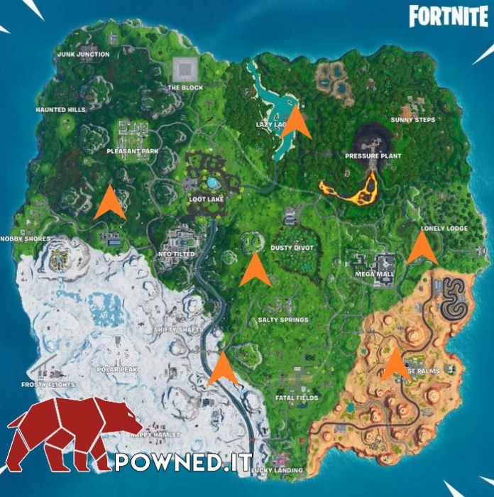 Fortnite Epic Games 14 Days of Summer Evento