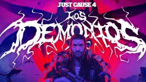 JUST CAUSE 4: in arrivo DLC Los Demonios e aggiornamenti gratuiti