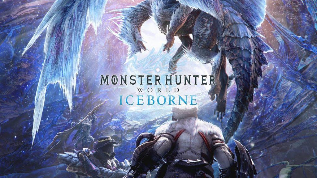 Iceborne cover