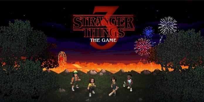 Giochi uscita luglio Stranger Things 3 The Game