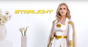 The Boys: Amazon presenta i suoi eroi con delle promo, si parte con Starlight