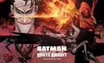 Batman: Curse of the White Knight, in anteprima le prime pagine