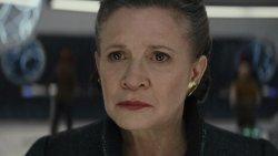 Star Wars: The Rise of Skywalker - ecco come è stato modificato l'aspetto di Leia