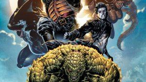 DC Comics annuncia Gotham City Monsters e Flash Forward